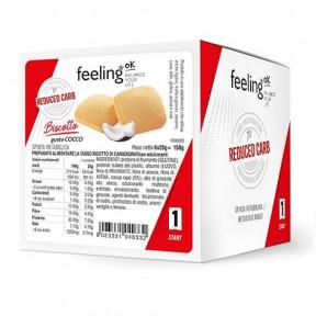 FeelingOk Coconut Biscottone Start Cookies 150 g