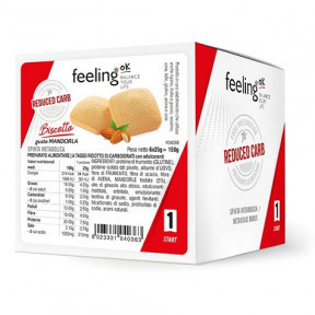 Galletas FeelingOk Biscottone Start Almendras 150 g