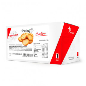 Picatostes de Aceite de Oliva Crostino FeelingOk Start 100g
