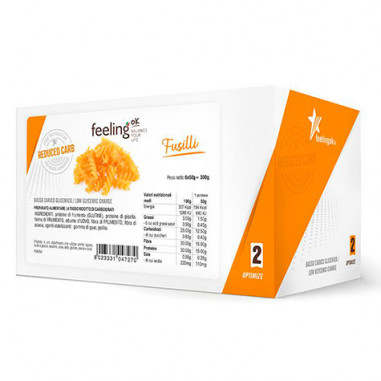 Pasta FeelingOk Fusilli Optimize 300g