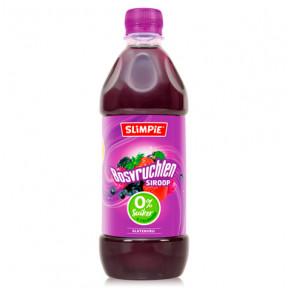Slimpie 0% Sugar Drink Concentrate Forest Fruits flavor 580 ml