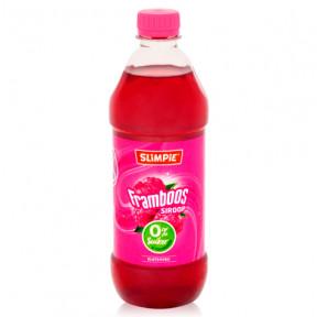 Concentrado para Bebida 0% Azúcar sabor Frambuesa de Slimpie 580 ml