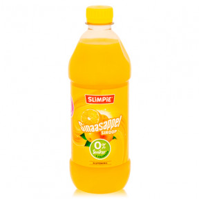 Concentré de Boisson 0% de Sucre goût Orange de Slimpie 580 ml