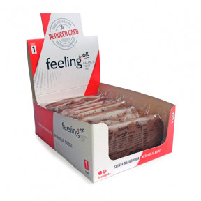 Pack 10 Galletas FeelingOk Savoiardo Start Cacao 350 g (10 x 35g)