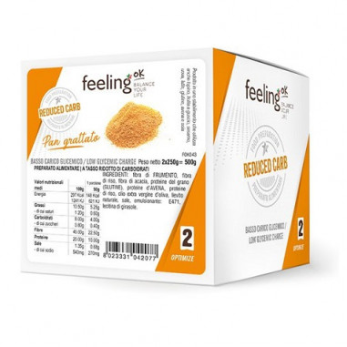 Substitut de Chapelure FeelingOk Optimize 500 g