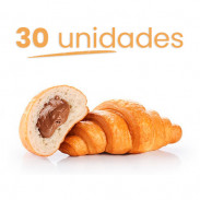 Pack de 30 Croissants rellenos de Chocolate FeelingOk Start