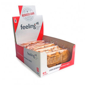 Pack 10 Galletas FeelingOk Savoiardo Start Almendras 350 g (10 x 35g)