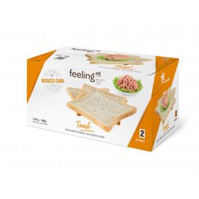 FeelingOk Optimize Natural Flavor Toasts 160g