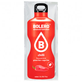 Boissons Bolero goût Chilli 9 g