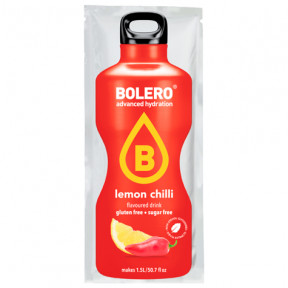 Boissons Bolero goût Chilli-Citron 9 g