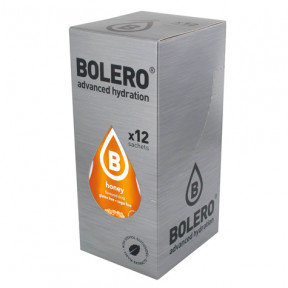 Pack 12 sachets Bolero Drinks Honey - 10% extra deduction no payment