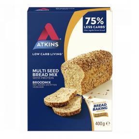 Préparation pour Pain avec des Graines LowCarb Atkins 400 g