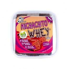 Bolachas Muchachito Whey Recheados e com Cobertura em Chocolate GoFood 225 g