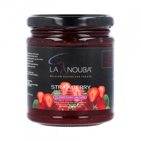LaNouba Strawberry Low Carb Jam 215g