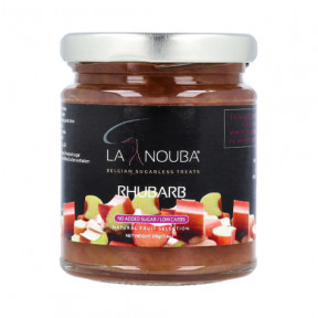 LaNouba Ruibarbo Low Carb Jam 215g