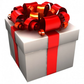 Gift Certificate of 10% of your purchase for the next order