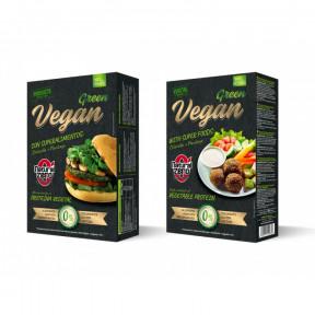 Hamburguesa Proteica Green Vegan Natural Zero 191g