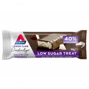 Endulge Bar Chocolat à la noix de coco Atkins 35 g