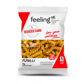 Macarrâo FeelingOk Fusilli Start 50 g