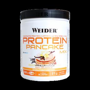 Protein Pancake Mix sabor Baunilha Weider 600 g