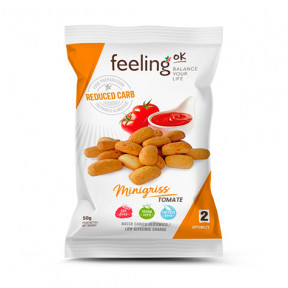 Mini Piquitos FeelingOk Minigriss Optimize Tomate 50 g