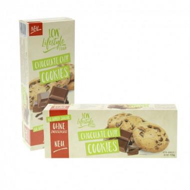 Cookies com gotas de chocolate sem açúcar LCW 135g