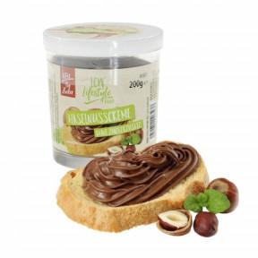 LCW no added sugar Dark Chocolate and Hazelnuts spread 200 g