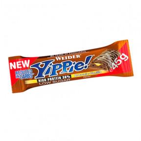 Low Carb Yippie! Bar Brownie-Vanilla Weider 45 g