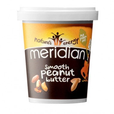 Smooth Peanut Butter Meridian 454g