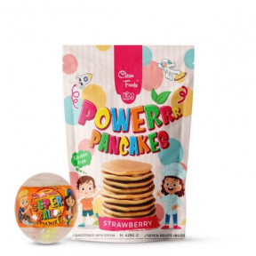 Clean Foods Kids PowerrrPancake with surprise 425 g