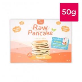 Monodose pour Pancakes Low-Carb Raw goût Gaufre hollandaise Clean Foods 50g