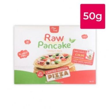 Clean Foods Raw Pancake Pizza Taste 50g