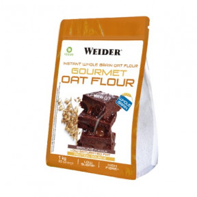 Weider Gourmet Oat Flour Brownie 1Kg