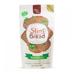 Slim Pain 10 x 50g de Clean Foods