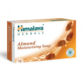 Himalaya almond moisturizing soap 75g