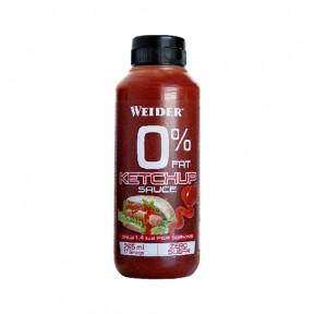 Sauce Ketchup 0% Weider 265 ml