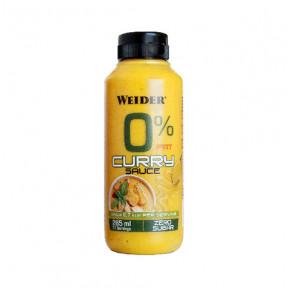 Molho Curry 0% Weider 265 ml