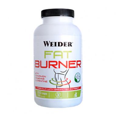 Queimador de gordura Weider Fat Burner 300 cápsulas