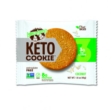 Biscuit Keto aux Saveurs de Pépites de Chocolat Lenny & Larry 45 g