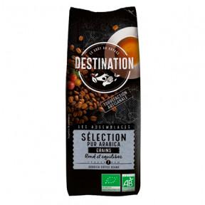 Seleção 100% de Café Arábica em grãos Bio Destination 250 g