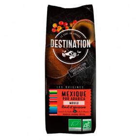 Mexico Chiapas Ground Organic Coffee 100% Arabica Destination 250 g