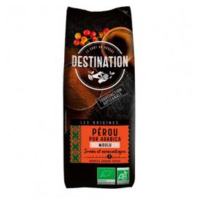 Café Molido Ecológico Perú 100% Arábica Destination 250 g