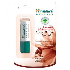 Bálsamo Labial Nutritivo Manteca de Cacao Himalaya 4,5 g