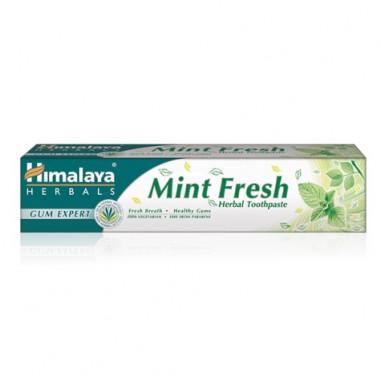 Dentífrico en gel de Menta Fresca Himalaya Herbals 75g