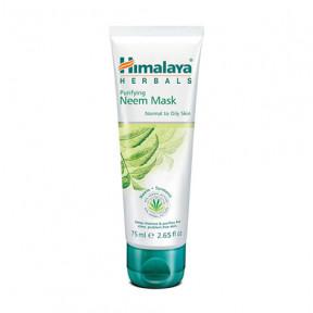 Máscara facial Purificante Nim Himalaya 75 ml