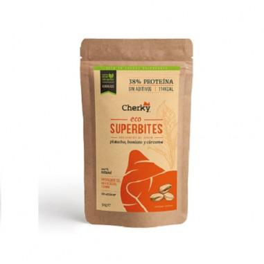 Superbites Snack Croustillant de Porc Bio aux noix Cherky 30g