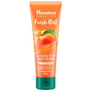 Himalaya Fresh Start Oil Clear Face Wash Peach Anti-Fat 100ml