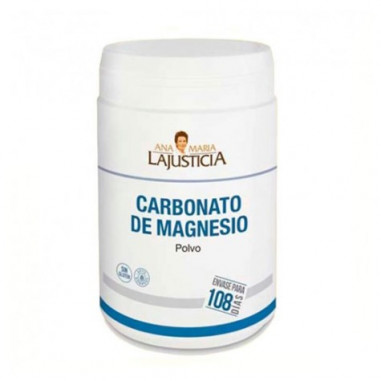 Magnesium Carbonate Powder 130 g Ana María Lajusticia