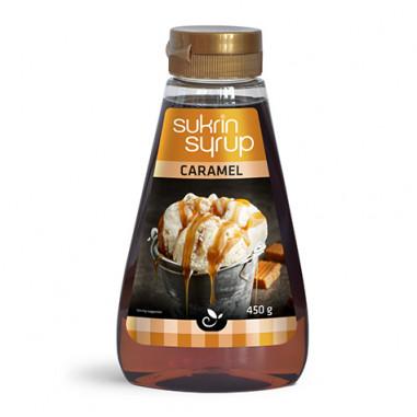 Sirope de Caramelo de Sukrin 450g