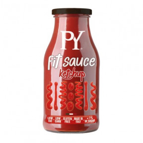 Ketchup low-carb Pasta Young Fit Sauce 250g